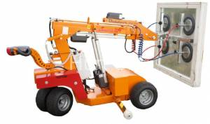 Manipulator do szkła Smartlift SL 380 Outdoor Hightlifter - WYNAJEM