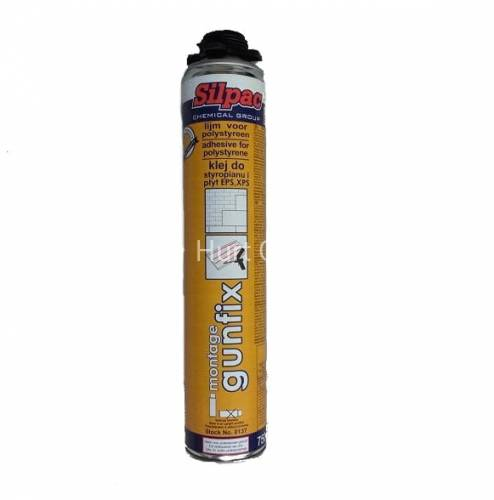 Klej do EPS XPS Silpac MONTAGE GUNFIX 750ml