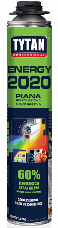 Piana pistoletowa TYTAN O₂ Energy 2020